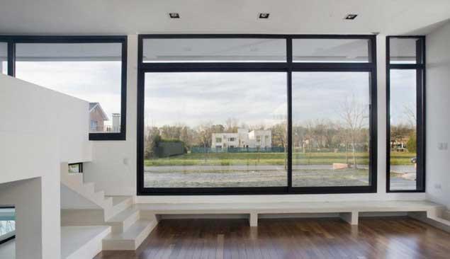 پنجره دو جداره وین تک در کرج