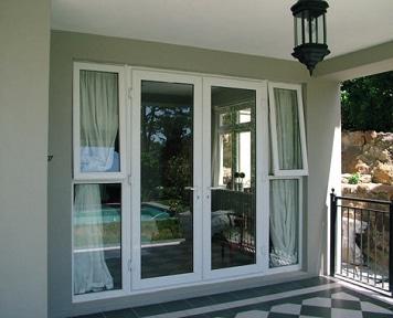 درب و پنجره آلومینیومی دوجداره باکیفیت زیبا کرج