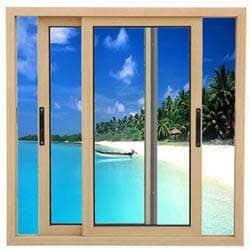 خرید پنجره کشویی دوجداره یو پی وی سی کرج