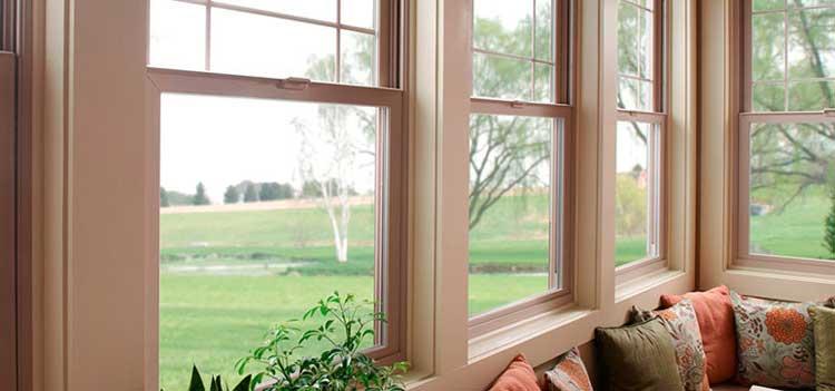 عایق صوتی پنجره یو پی وی سی