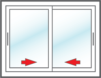 مزایا و معایب پنجره یو پی وی سی کشویی