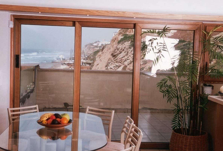 خرید پنجره 2جداره اندازه بزرگ برای لابی کرج