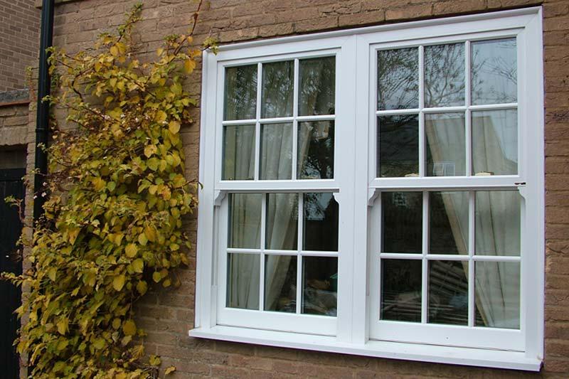 پنجره سه جداره فرانسوی رنگی در کرج