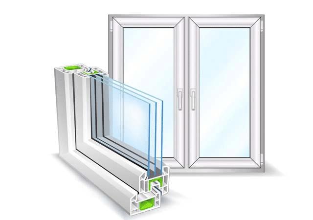 تعویض پنجره شبکه ای دو و سه جداره در کرج